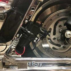 Air Sale Harley Touring Bagger Arrière Air Ride Chocs Suspension Kit Rapide Jusqu'à 80 Ans