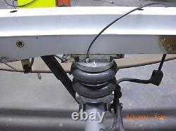 Air Suspension Kit Mercedes Sprinter 2006 -2020 Récupération, Luton Van, Réfrigérateur