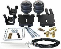 Assistance Au Remorquage Dessus De La Charge Pas Drill Kit De Niveau Pour 07-18 Chevy 1500 Suspension Air Bag