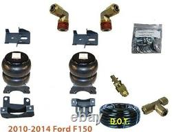B Air Assistance Au Remorquage 2004-2014 Charge Ford F150 Niveleur Air Manuel