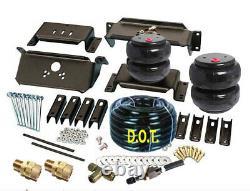 B Tow Sur Charge 1966-1979 Ford F100 F150 Sac Gonflable De Remorquage Niveau De Suspension Arrière