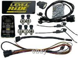 Black 480 Wireless Control 3 Presets Complete Management Air Ride Suspension Kit