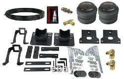 Bolt On Air Helper Spring Over Load Level Kit Pour 2005-10 Ford F250 F350 2wd