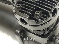 Compresseur D'air 480 Black 3 Gallon Air Tank Water Drain 165 On 200 Off Switch