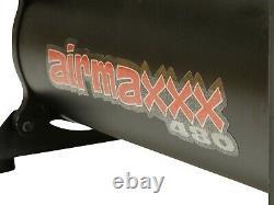 Compresseur D'air 480 Black Airmaxxx 3 Gallon Air Tank Drain 120 Sur 150 Off Switch