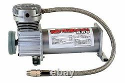 Compresseur D'air Pewter 400 Airmaxxx 3 Gallon Air Tank Drain 150 Sur 180 Off Switch