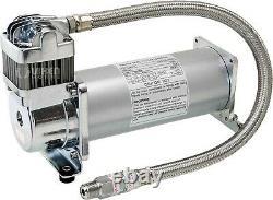 Compresseur D'air Universel À Bord 200psi. 4 Voiture/truck Train Horn/suspension Kit