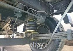Fiat Ducato, Peugeot Boxer, Citroen Jumper Air Suspension Kit (nouvelle Technologie)