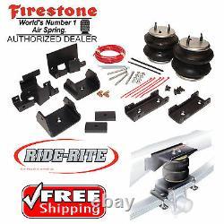Firestone 2299 Ride Rite Sacs Gonflables Arrière Pour Dodge Ram 2500 3500 2wd 4wd No Drill
