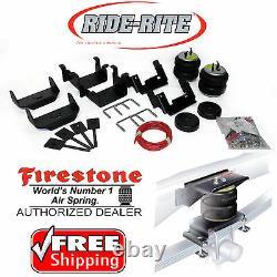 Firestone 2582 Ride Rite Sacs Gonflables Arrière Pour 15-20 Ford F150 2xd 4x4 Ride-rite