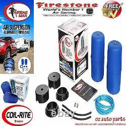 Firestone Coil Air Bag Suspension Spring Kit Pour Toyota Landcruiser 105/100 Ser