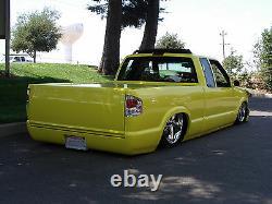 Kit Complet De Suspension D'air 1982-2003 Chevrolet S10 Niveau 3 3/8