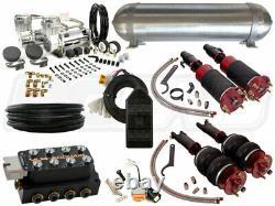 Kit Complet De Suspension D'air 2008-2012 Honda Accord Nevel 3