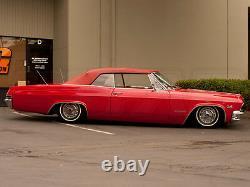 Kit Complet De Suspension De Conduite Aérienne 1965-1970 Chevy Impala 3/8 Niveau 3 Bcfab