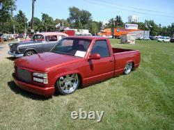 Kit Complet De Suspension Pneumatique 1988-1998 Gm Chevy C / K Silverado Niveau 3 3/8