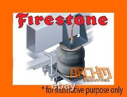 Kit D'aide À La Suspension Des Sacs D'air Firestone Pour Ford Ba/bf/fg Falcon Ute Std 1tonne