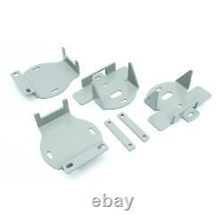 Kit De Suspension D'air Avec Compresseur Pour Ford Transit 2014-2020 Fwd 4000kg