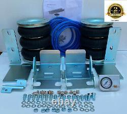 Kit De Suspension D'air Transit Twin Roue Arrière Rwd 2001-2020 Lourd 4000kg