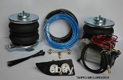 Kit De Suspension D'assistance À La Charge De Sac Gonflable Fiat Ducato 2006-2020 Panneau De Jauge Lhd Ou Rhd
