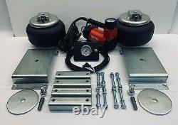 Kit De Suspension Fiat Ducato Air Avec Le Compresseur The Newest Technology+compressor (1998-2021)