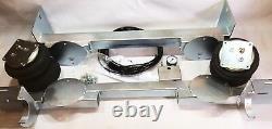 Kit De Suspension Pneumatique Avec Compresseur Pour Iveco Daily 35c À 55c 1985-2020 4 Tonnes