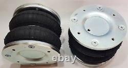 Kit De Suspension Pneumatique Avec Compresseur Pour Iveco Daily 60c À 75c 1999-2018 4 Tonnes