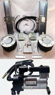Kit De Suspension Pneumatique Avec Compresseur Pour Mercedes Benz Sprinter 1995-2006 4000kg