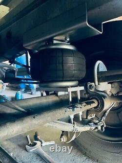 Kit De Suspension Pneumatique Mercedes Sprinter (nouvelle Technologie) + Compresseur 2006-2018
