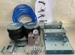 Kit De Suspension Pneumatique Pour Iveco Daily 35s 2006 2014 Récupération De Roue Arrière Simple