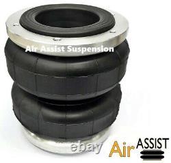 La14 Kit D'aide À La Suspension De Sac Gonflable Pour Nissan Navara 4wd D40 S6 St-x Rx