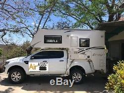 La28 4 Roues Motrices De Juin 2012 Ford Ranger Wildtrak Px Px2 Px3 Kit De Suspension De Sac Gonflable