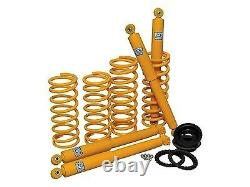 Land Rover Discovery 2 +2 Air To Coil Conversion Lift Suspension Kit Da5008