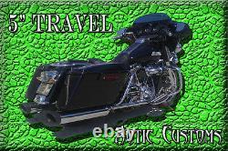 Le Kit De Suspension Pneumatique Original 5, Harley Davidson