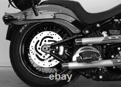 Légende Suspension Air Ride Shocks Réglable Kit De Choc Paire Harley Softail 00-17