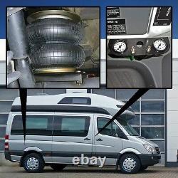 Luftfederung Für MB Sprinter (w906) 2xx-3xx 2006-heute Hinten Basis-kit Plus