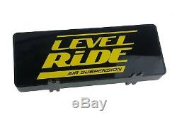 Niveau Air Ride Pression De Suspension Seul Contrôleur Bluetooth Avec 3 Preset