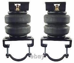 Pas Drill Assistance Au Remorquage Plus De Charge Des Coussins Gonflables Kit De Suspension Pour Chevy 01-10 2500 Truck