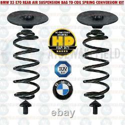 Pour Bmw X5 E70 Sac De Suspension D'air Arrière Pour Coil Spring Kit De Conversion