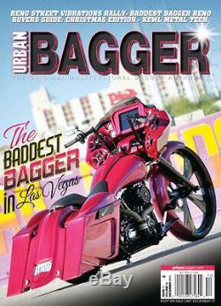 Rapide Réglable Abaissement Harley Davidson Touring Air Ride Suspension Chocs Kit