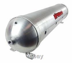 Réservoir D'air En Aluminium De 5 Gallons 33 Seamless Raw 9 Port Air Ride Suspension System