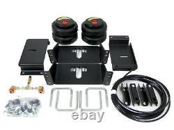 Suspension De Remorquage Air Kit Fits 80-96 Ford F100 F150 De Remorquage Plus De Charge Sac Niveau Arrière