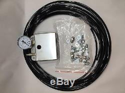 Suspension Pneumatique Kit Avec Compresseur Pour Mercedes Benz Sprinter 2006-2020 4000 KG