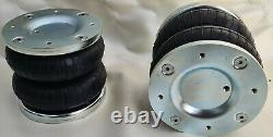 Suspension Pneumatique Kit Fiat Ducato Recovery 1994 2020 Motorhome Luton Dropside