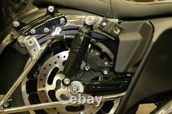 Suspension Pneumatique Kit Pour Harley Touring Bagger Electra Street Road Glide