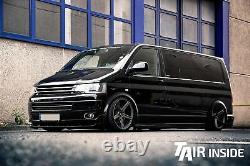 Ta Technix Air-ride Air Suspension Incl. Compresseur-kit Transporteur Bus T5