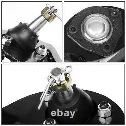 Tubular Steel Upper+lower Suspension Arm Kit Pour 1955-1957 Chevy Bel Air
