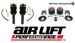 Vw Golf Mk5 R32 Gti Tdi Air Lift Avant Et Arrière Air Ride Suspension Kit Slam 6