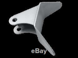 Weld Sur Triangulé 4 Link Kit Supports Arrière Et 2600 Sacs Suspension Pneumatique